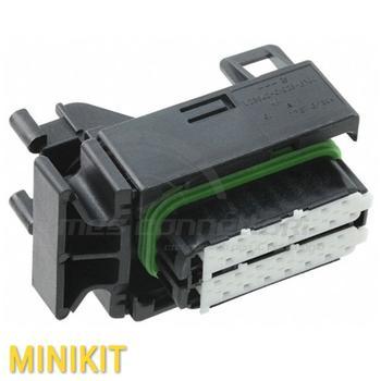 kit connettore 28 vie p.f. Elo-power per centralina controllo motore