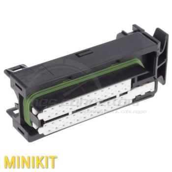kit connettore 52 vie p.f. Elo-power per centralina controllo motore