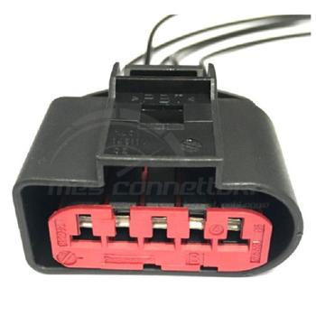 connettore cablato GHW 5 vie p.f. debimetri vw