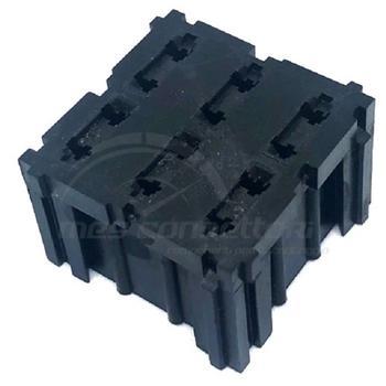 modulo per 6 fusibili MINI (TERMINALI M927779-3  M927781-3)