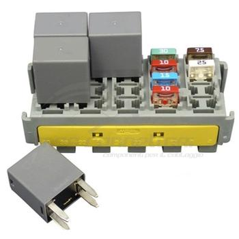 modulo MTA per 20 porta fuse mini/CB/diodi+6 MCR 280