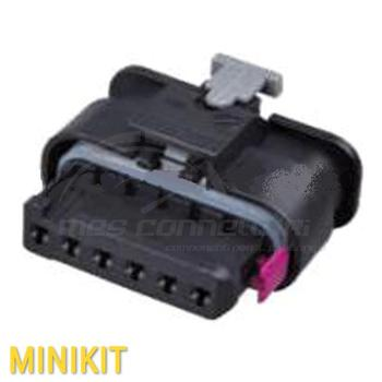 kit connettore 6 vie   p.f. serie MCON 1,2 con CPA