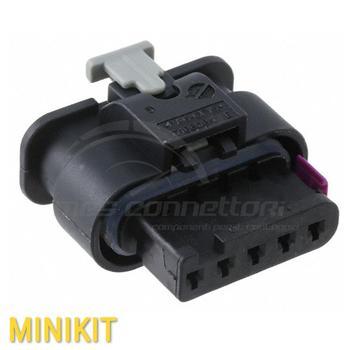 kit connettore 5 vie   p.f. serie MCON 1,2 con CPA