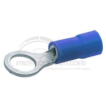 occhiello preisolato blu mmq 6,4