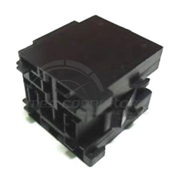 porta rele` di potenza senza staffa (terminali M182490-2  M160773-3)