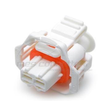 connettore BOSCH COMPACT 2 vie p.f. colore bianco