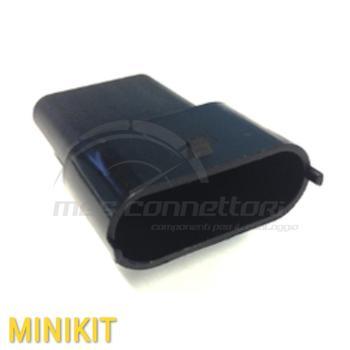 kit connettore BDK 2.8  5 vie p.m. (prodotto non originale)