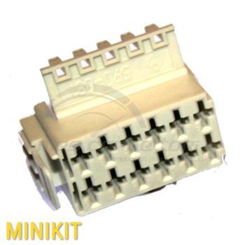 kit connettore SPT 12 vie p.f. iveco stralis