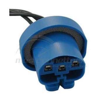 connettore cablato 3 vie p.f. per lampade HB5