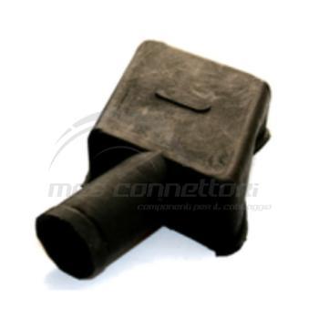 cappuccio morsetto batteria  tipo alfa nero