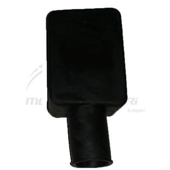 cappuccio morsetto batteria nero