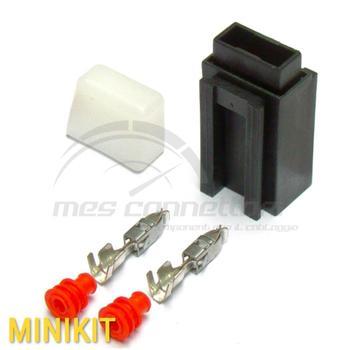 Kit portafusibile MINI sealed cappuccio trasparente