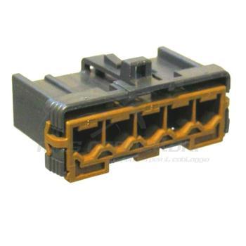 connettore serie 187-250 5 vie p.f. resistenze fiat