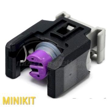 kit connettore 2 vie serie DCS 1.5 per iniettori