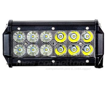 faro da lavoro rettangolare 10-30V 36watt 12 led DX