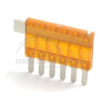 fusibile micro 6 piedini 5 amp