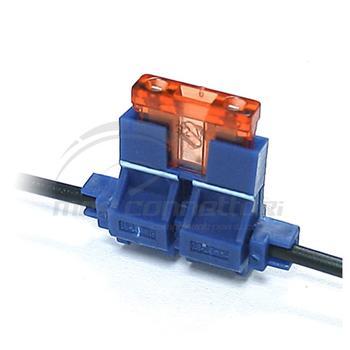 portafusibile quad lock