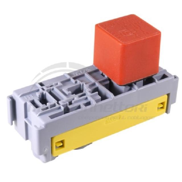 modulo MTA per 2 relay di potenza (terminali f630 + f950)
